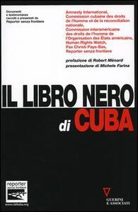Il libro nero di Cuba