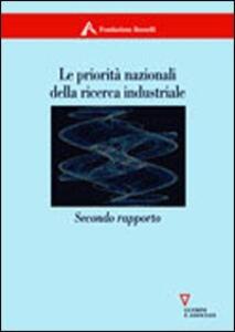 Le priorità nazionali della ricerca industriale. 2° rapporto