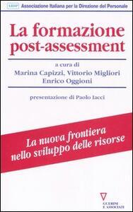 La formazione post-assessment. Metodo ed esperienze