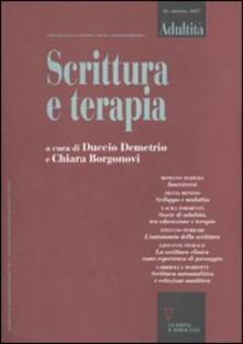 Grandtoureventi.it Adultità. Vol. 26: Scrittura e terapia. Image