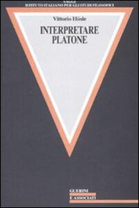 Interpretare Platone