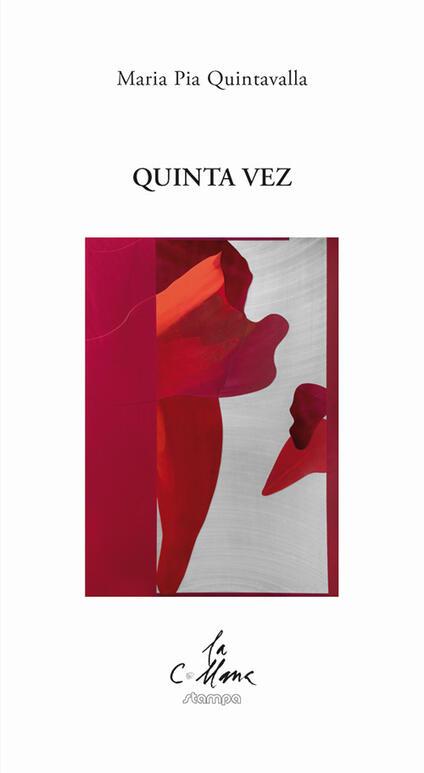 Quinta vez - Maria Pia Quintavalla - copertina