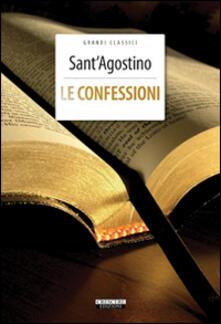Capturtokyoedition.it Le confessioni. Ediz. integrale. Con Segnalibro Image