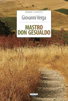 Atomicabionda-ilfilm.it Mastro don Gesualdo. Ediz. integrale. Con Segnalibro Image
