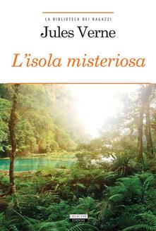 Squillogame.it L' isola misteriosa. Ediz. integrale. Con Segnalibro Image