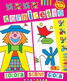Camfeed.it Cornicette rosso. Ediz. illustrata Image