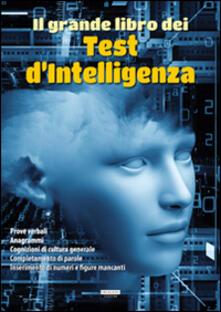 Fondazionesergioperlamusica.it Il grande libro dei test d'intelligenza Image