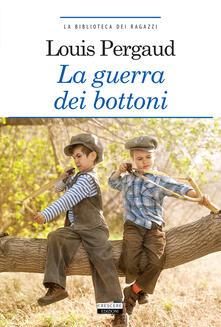 Amatigota.it La guerra dei bottoni. Ediz. integrale. Con Segnalibro Image