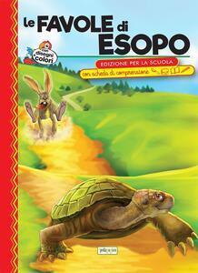 Le favole di Esopo. Ediz. con schede di comprensione