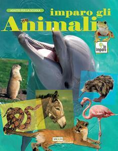 Imparo gli animali. Ediz. a colori
