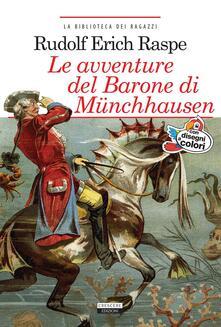 Criticalwinenotav.it Le avventure del barone di Munchhausen. Ediz. integrale. Con Segnalibro Image