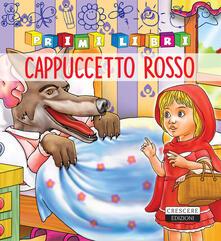 Radiospeed.it Cappuccetto rosso. Ediz. a colori Image