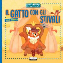Listadelpopolo.it Il gatto con gli stivali. Ediz. in stampatello Image