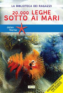 Listadelpopolo.it 20.000 leghe sotto i mari. Ediz. ad alta leggibilità Image