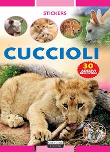 Winniearcher.com Cuccioli. Con adesivi Image