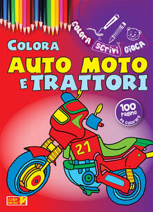 Listadelpopolo.it Colora auto, moto e trattori Image