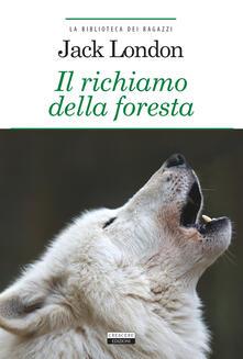 Radiospeed.it Il richiamo della foresta. Ediz. integrale. Con Segnalibro Image