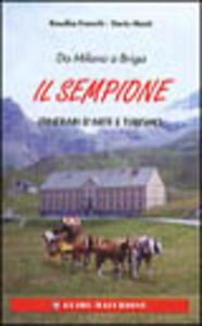 Da Milano a Briga: il Sempione. Itinerari d'arte e turismo