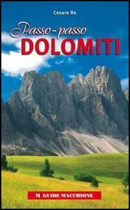 Passo-passo Dolomiti
