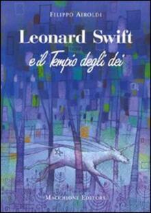 Festivalpatudocanario.es Leonard Swift e il tempio degli dei Image