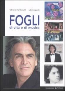 Librisulladiversita.it Fogli di vita e di musica Image