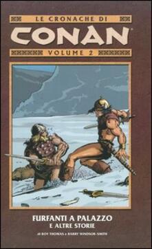 Scacciamoli.it Furfanti a palazzo e altre storie. Le cronache di Conan. Vol. 2 Image