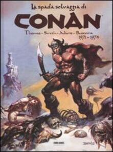 Radiosenisenews.it La spada selvaggia di Conan (1970-1974) Image