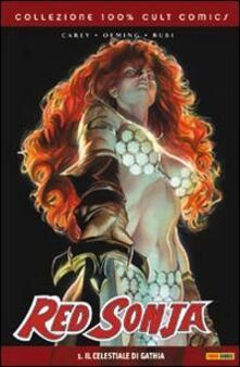 Cefalufilmfestival.it Il celestiale di Gathia. Red Sonja. Vol. 1 Image