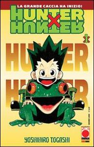 Hunter x Hunter. Vol. 1
