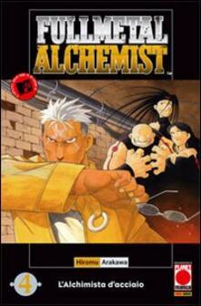Ilmeglio-delweb.it Fullmetal alchemist. L'alchimista d'acciaio. Vol. 4 Image