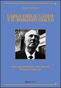 Carlo Emilio Gadda e il romanzo giallo