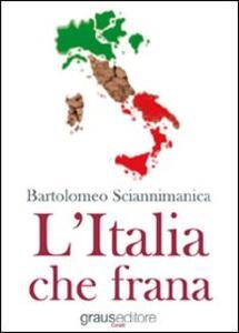 L' Italia che frana