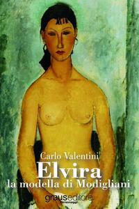 Elvira la modella di Modigliani