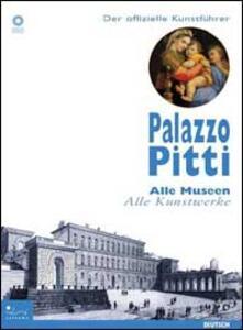 Palazzo Pitti. Der offizielle Museumsfuhrer. Alle Museen, alle Kumstwerke