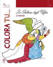 Listadelpopolo.it Colora tu... La galleria degli Uffizi, Firenze Image