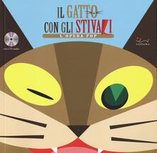 Osteriacasadimare.it Il gatto con gli stivali. L'opera pop. Con CD Audio Image