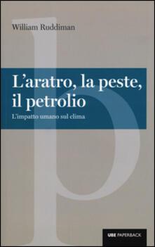 Listadelpopolo.it L' aratro, la peste, il petrolio. L'impatto umano sul clima Image