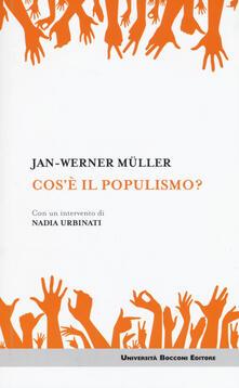 Voluntariadobaleares2014.es Che cos'è il populismo? Image