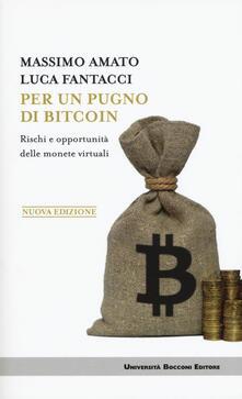 Listadelpopolo.it Per un pugno di bitcoin. Rischi e opportunità delle monete virtuali Image