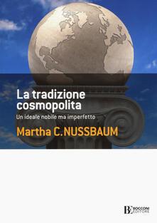 Premioquesti.it La tradizione cosmopolita. Un ideale nobile ma imperfetto Image