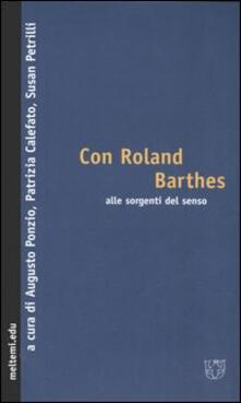 Museomemoriaeaccoglienza.it Con Roland Barthes alle sorgenti del senso Image