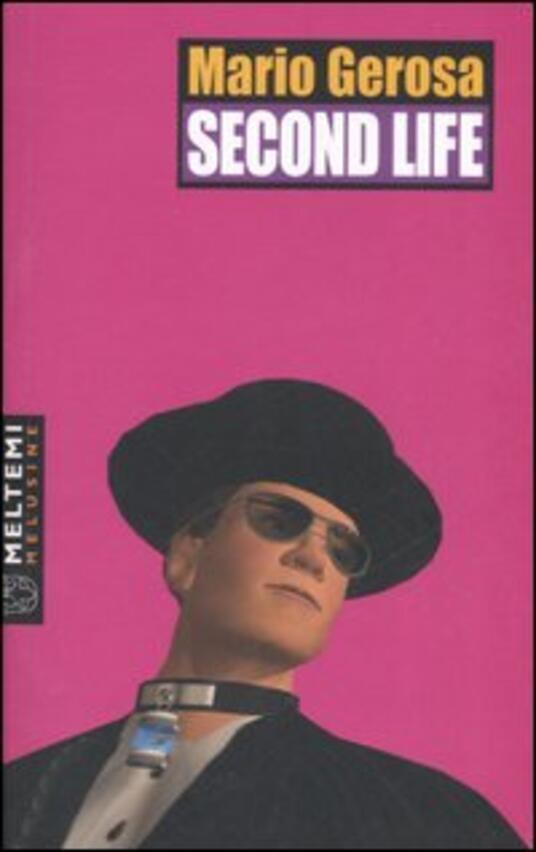 Second Life - Mario Gerosa - copertina