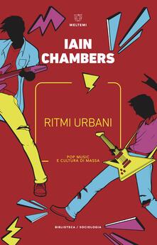 Letterarioprimopiano.it Ritmi urbani. Pop music e cultura di massa Image