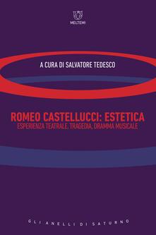 Filmarelalterita.it Romeo Castellucci. Estetica, esperienza teatrale, tragedia, dramma musicale Image