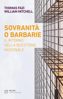 Sovranità o barbarie. Il ritorno della questione nazionale.pdf