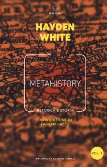 Lpgcsostenible.es Metahistory. Retorica e storia. Vol. 1-2 Image