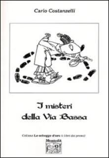 I misteri della via Bassa - Carlo Costanzelli - copertina