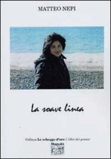 La soave linea - Matteo Nepi - copertina