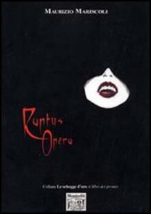 Raptus opera - Maurizio Mariscoli - copertina