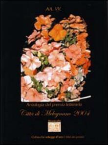 Antologia del premio letterario città di Melegnano 2004 - copertina